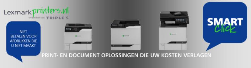 Lexmark printer kopen